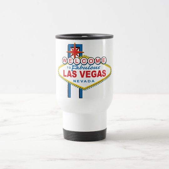 Welcome-to-Las-Vegas Travel Mug