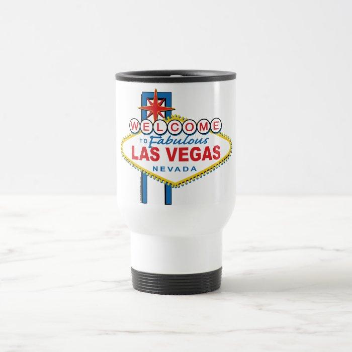 Welcome-to-Las-Vegas Travel Mug