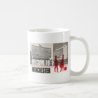 Welcome to Manchester Mug