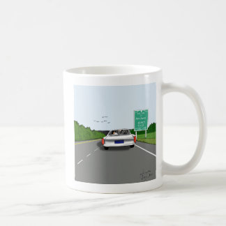 Welcome to New Jersey Classic White Coffee Mug