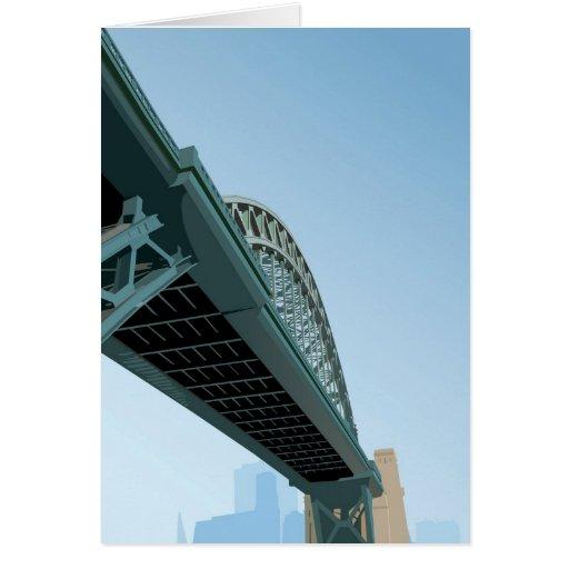 Welcome to Newcastle upon Tyne Card