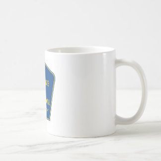 Welcome To Night Owl County (Signs) Coffee Mug