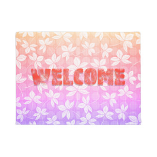 Welcome to Paradise Doormat