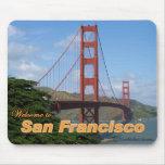 Welcome to San Francisco - Golden Gate Bridge