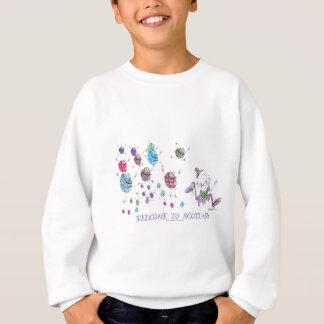 welcome to scotland sweatshirt