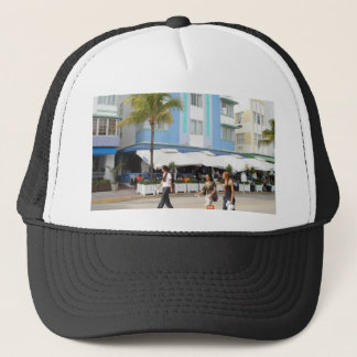 Welcome to South Beach Trucker Hat