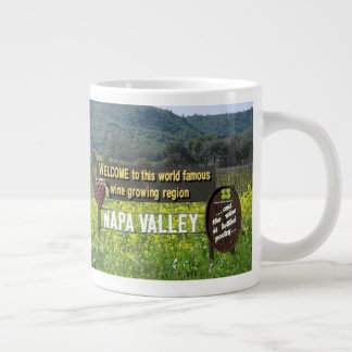 Welcome to the Beautiful Napa Valley Coffee Mug
