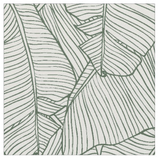 Welcome to the Jungle Fabric