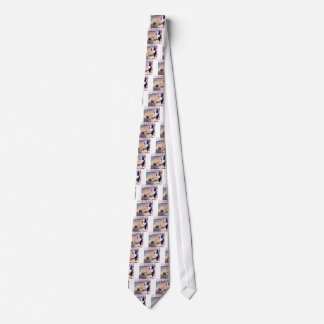 Welcome to the Lobster Quadrille Tie