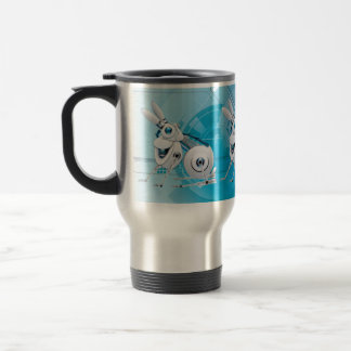 WELCOME TO THE NEW AGE STAINLESS STEEL TRAVEL MUG
