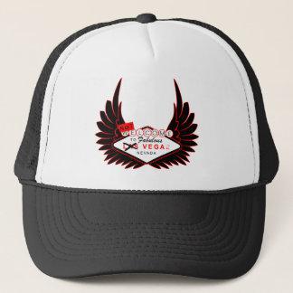Welcome to Vega Trucker Hat