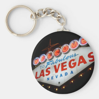 Welcome to Vegas Keychain