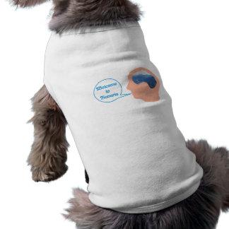 Welcome ton of Bavaria Sleeveless Dog Shirt
