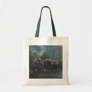 Welcome Waters 1990 Tote Bag