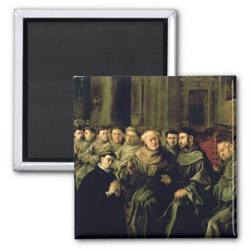 Welcoming St. Bonaventure into the Franciscan Magnet