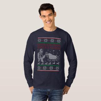 Welder Christmas T-Shirt