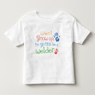 Welder (Future) Infant Baby T-Shirt