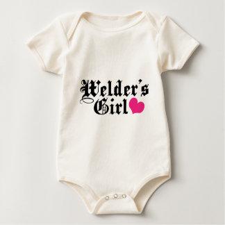 Welder's Girl Bodysuit