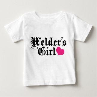 Welder's Girl T-shirts