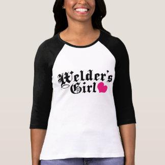 Welder's Girl Tee Shirts