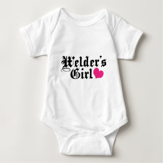 Welder's Girl Tshirts