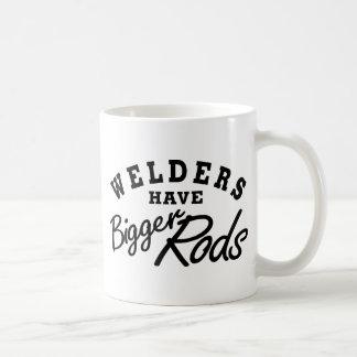 Welders Have... Basic White Mug