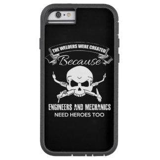 welders heroes iPhone 6/6s case