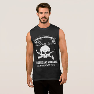 welders heroes Sleeveless T-Shirt