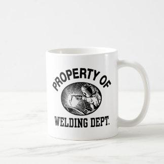 Welding Coffee Mugs