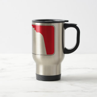Welding Stainless Steel Travel Mug