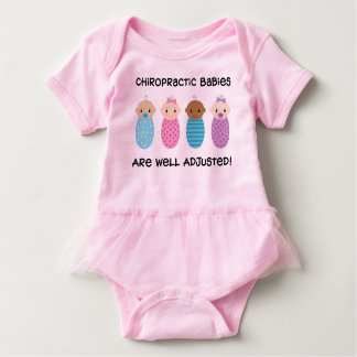 Well Adjusted Babies Chiropractic T-Shirt