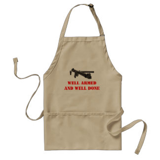 Well Armed Apron