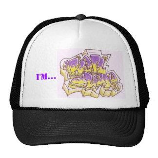 Well Aware Graffiti Hat