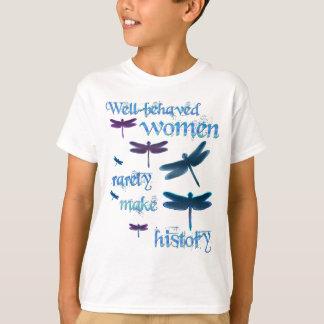 Well-behaved Dragonflies T-Shirt