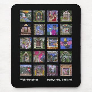 Well-dressings mousemat