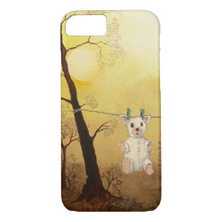 Well H Teddy iPhone 7 Case