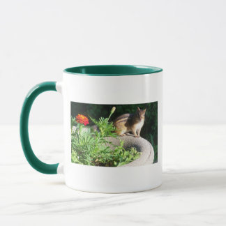 Well, Hello there, Chipmunk! Mug