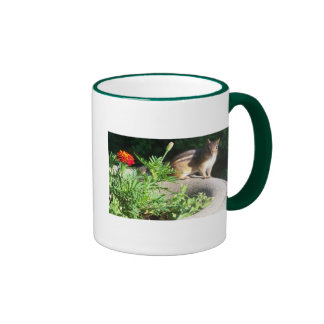 Well, Hello there, Chipmunk! Ringer Mug