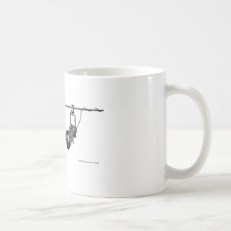 Well Hung Ellipsoidal Mug