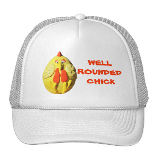 Well Rounded Chick Cap