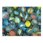 Well-used marbles