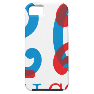 Wellcoda 2012 Apparel Numbers Crazy Year Case For The iPhone 5
