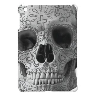 Wellcoda 3D Skull Horror Face Aztec Head Cover For The iPad Mini