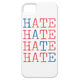 Wellcoda Always Hate Your Enemy Crazy Fun Barely There iPhone 5 Case