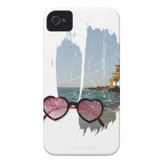 Wellcoda Amazing Summer Love Holiday Fun iPhone 4 Case