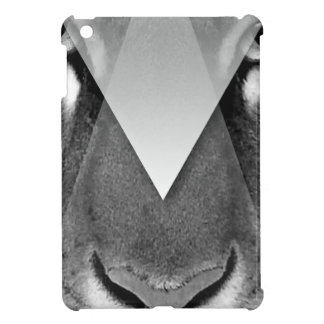 Wellcoda Amazing Tiger Cat Face Wild Life Case For The iPad Mini
