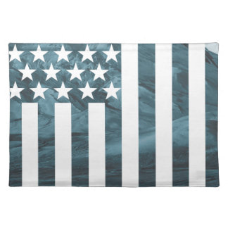 Wellcoda American Free Eagle USA Dream Placemats