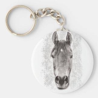 Wellcoda Animal Horse Nature Beautiful Key Ring