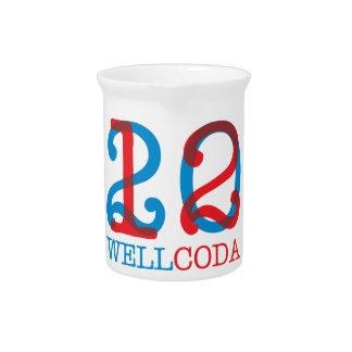 Wellcoda Apparel 2012 Crazy Year Madness Pitcher