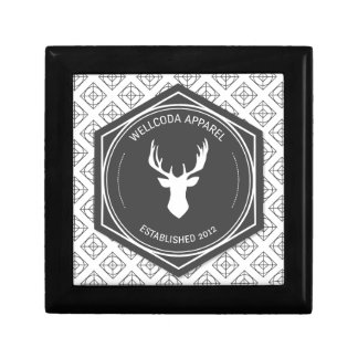 Wellcoda Apparel Big Game Hunt Stag Deer Gift Box